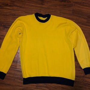 Yellow Settore Giovanile sweatshirt